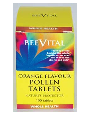 [BEEVITAL]Pollen Tablets x 100(3 Set)